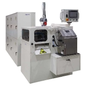 Automat do cięcia rur PE, PA, przewodów hamulcowych itp