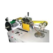 oprzyrządowanie służące do zwijania żyłki bezpośrednio w blistry