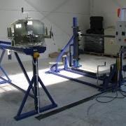 Przewijarka do bębnów kablowych PK-01/E