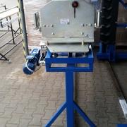 Przewijarka do bębnów kablowych TYP PK-01/EH