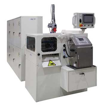 Automatic devices for cutting wires into sections and specialist machines